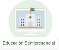 Plataforma Educación Semipresencial